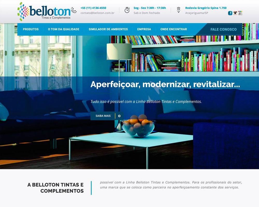 Belloton Tintas e Complementos