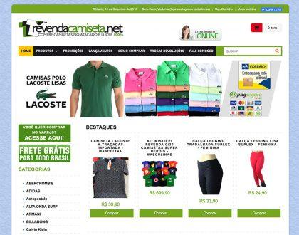 Revenda Camiseta.net