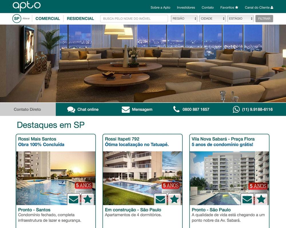 APTO Organização Imobiliária