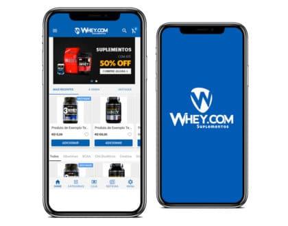 Whey.com Suplementos
